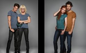 t-shirt-publicitaire-denim-b&c-models