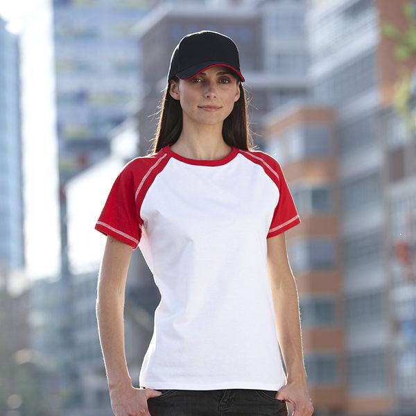 t-shirt-publicitaire-raglan